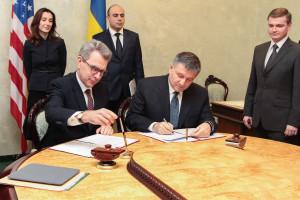 13.03.2015 подписание соглашения с США
