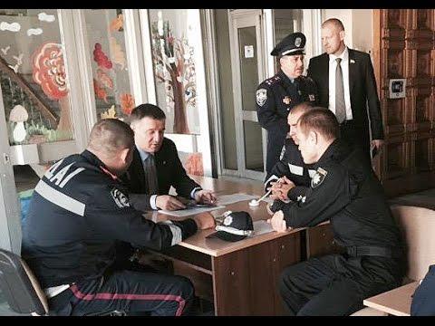 Арсен Аваков о патрульной полиции в Черновцах