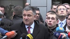 Арсен Аваков о мере пресечения в отношении патрульного полицейского Сергея Олейника,