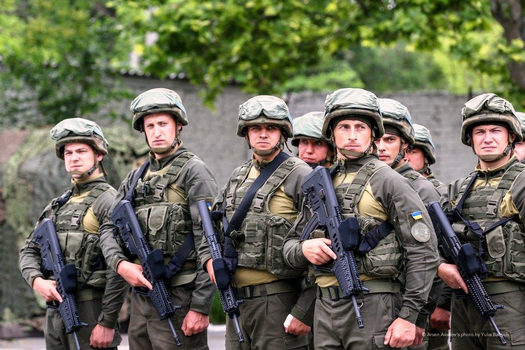 Киев начинает «АТО» в Черкассах? В мятежный город направили нацгвардию